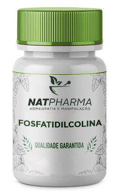 Fosfatidilcolina 200mg - 30 caps