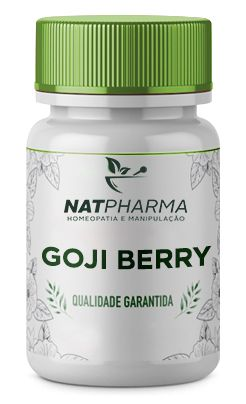 Goji Berry 500mg - 60 caps