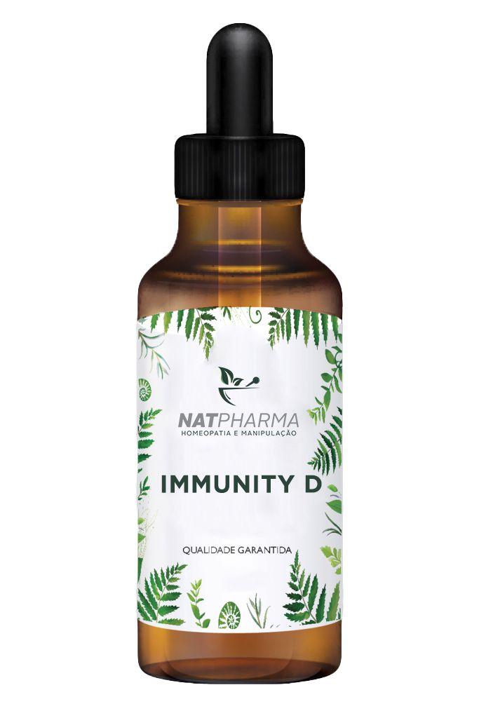 Immunity D - Vitamina D + Vitamina A +