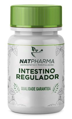 Intestino REGULADOR  - Regula o intestino e combate a constipação - 30 caps