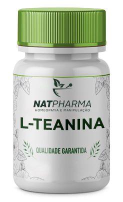 L-Teanina 200mg - 60 caps