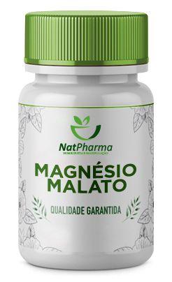 Magnésio Malato 10mg - 60 caps