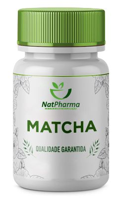 Matcha 500mg - 60caps