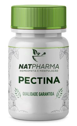 Pectina Cítrica 500mg - 90 caps