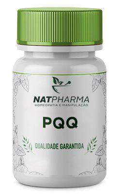 PQQ – Pirroloquinolina Quinona 10mg - 60 caps