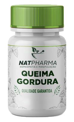 Queima Gordura  - Mix de nutrientes para aumentar a termogênese de lipidios - 60 caps