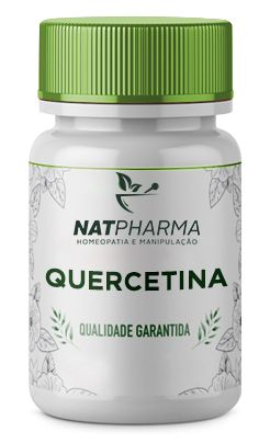 Quercetina 500mg - 60 caps