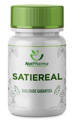 Satiereal (Crocus Sativus)  200mg - 60 caps