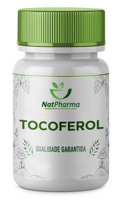 Tocoferol 400ui - 60 caps