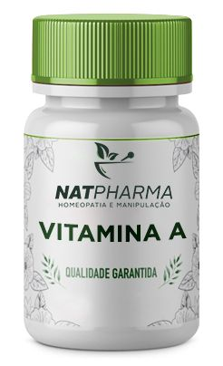 Vitamina A 5000ui - 60 caps