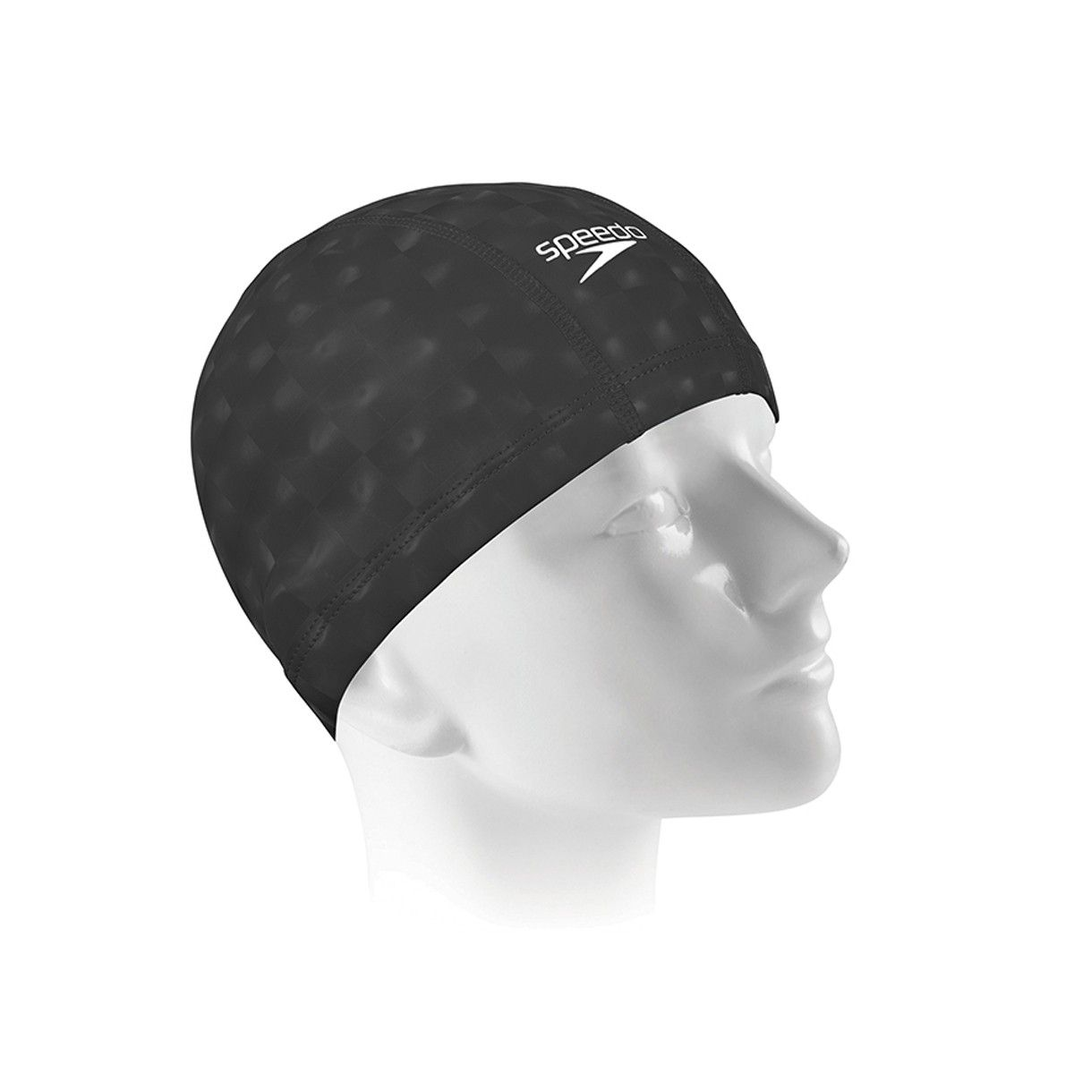Touca Speedo Comfort Cap 3D - Preto - Point do Esporte 904f565abd35f