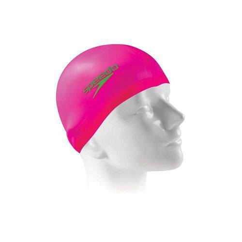 78c823fc3 Touca Speedo Flat - Rosa Neon - Point do Esporte
