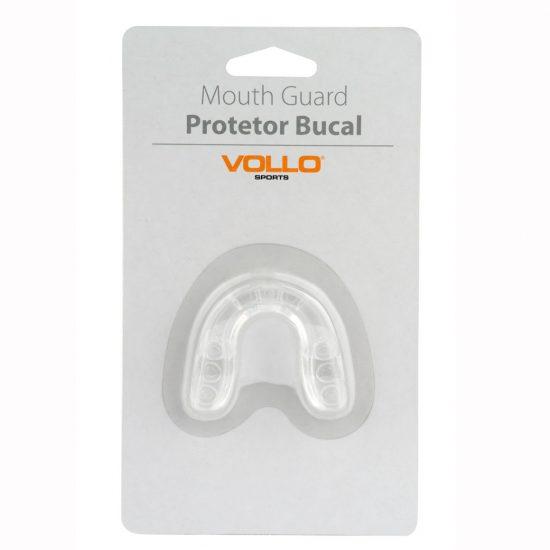 PROTETOR BUCAL VOLLO TRANSPARENTE