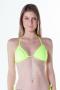 Top Cortininha Ripple Verde Neon 1343912 La Playa