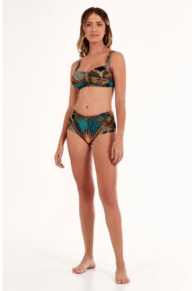Biquíni Hot Pants Luna Lady Cocar 2038131 New Beach