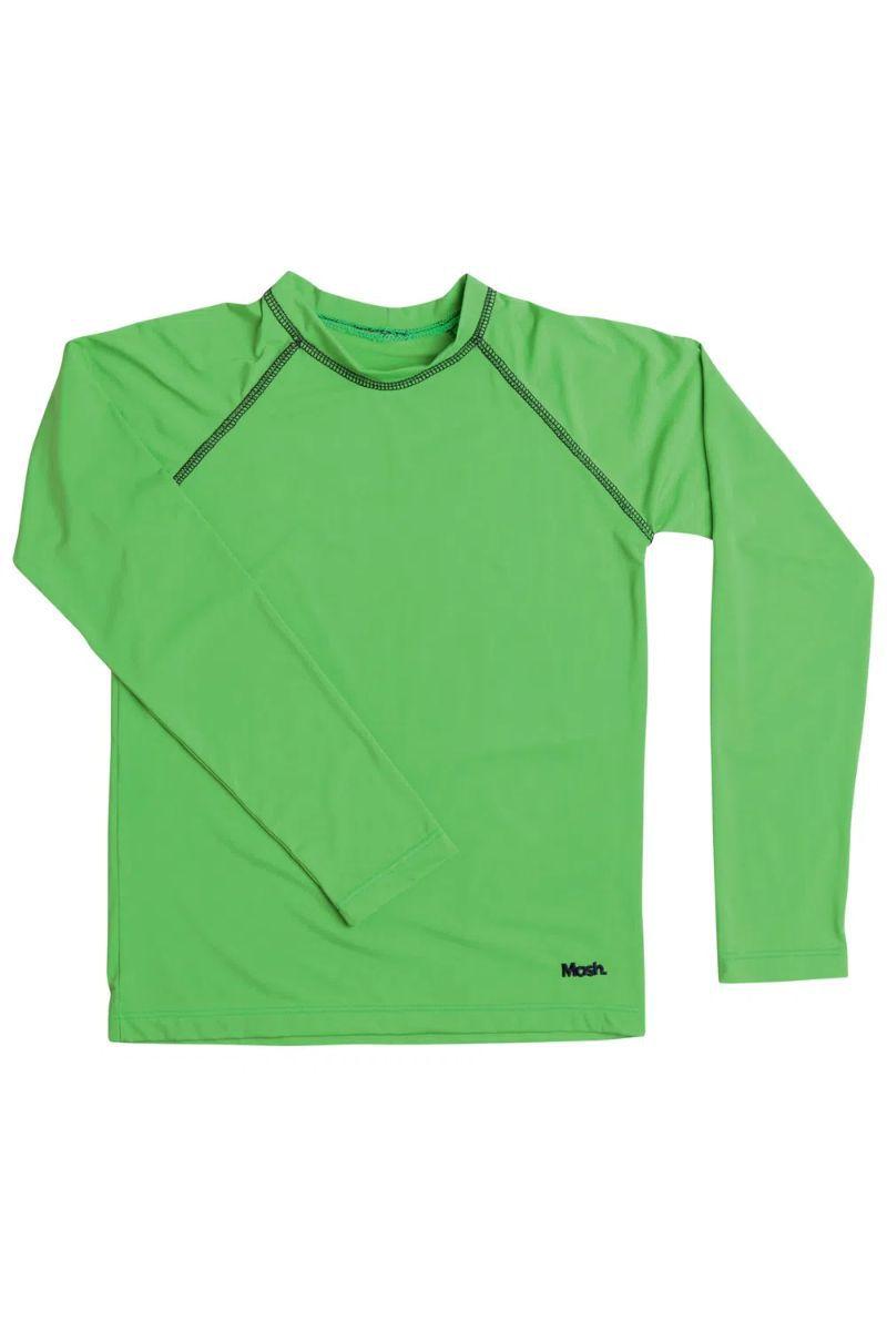 Camiseta Infantil Uv Manga Longa 319.01 Mash