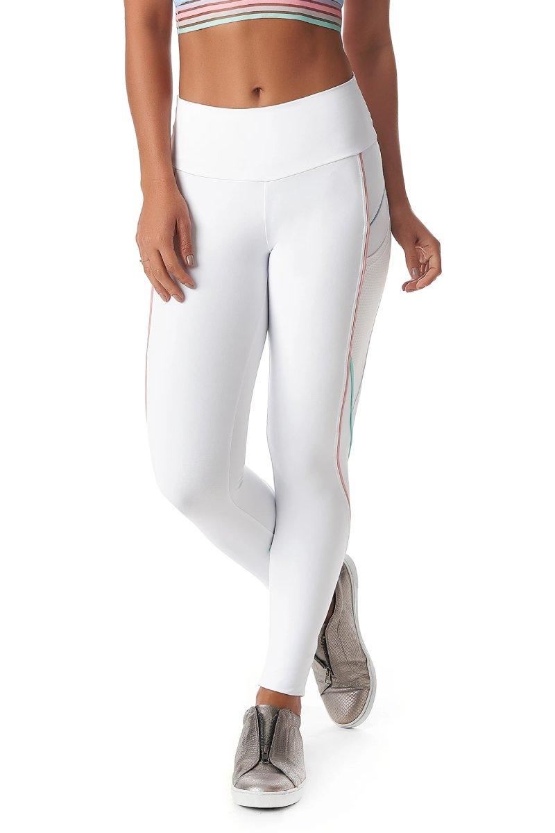 Legging Fuso Triunfo Fs937 Branco Vestem