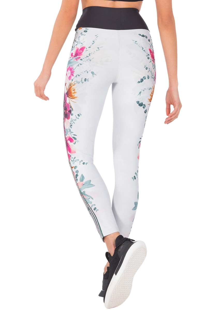 Legging Holographic Blooming 43815 Live