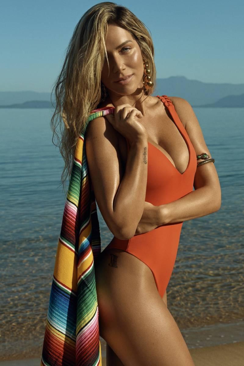 Maiô Dupla Face Oceanic 947205 New Beach