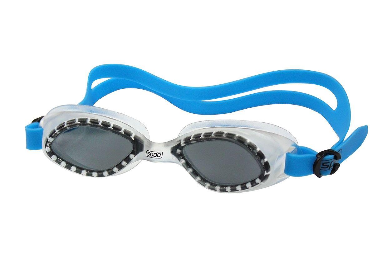 Oculos Legend Fume Azul Speedo