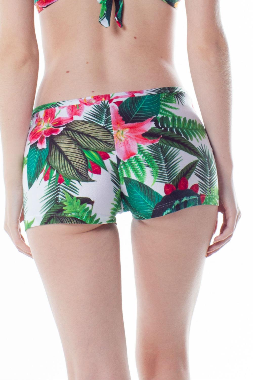 Shorts Agua Lycra Trilobal 2053942 La Playa