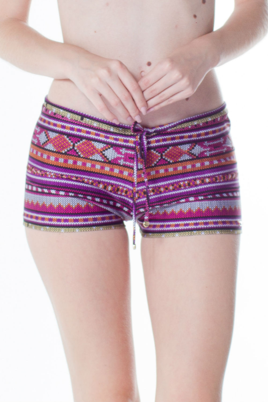 Shorts Agua Lycra Trilobal 2053961 La Playa
