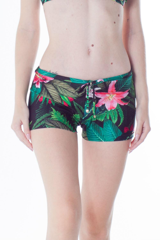 Shorts Agua Lycra Trilobal 2053962 La Playa