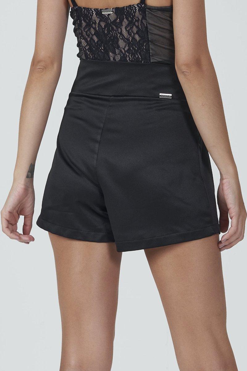 Shorts Ilhos Preto 20396 Gatabakana