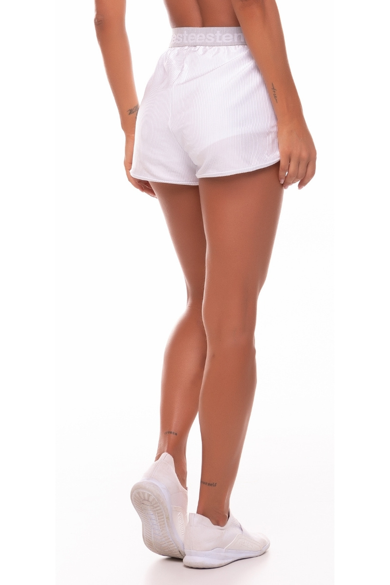 Shorts Pukara Branco Sh348 Vestem