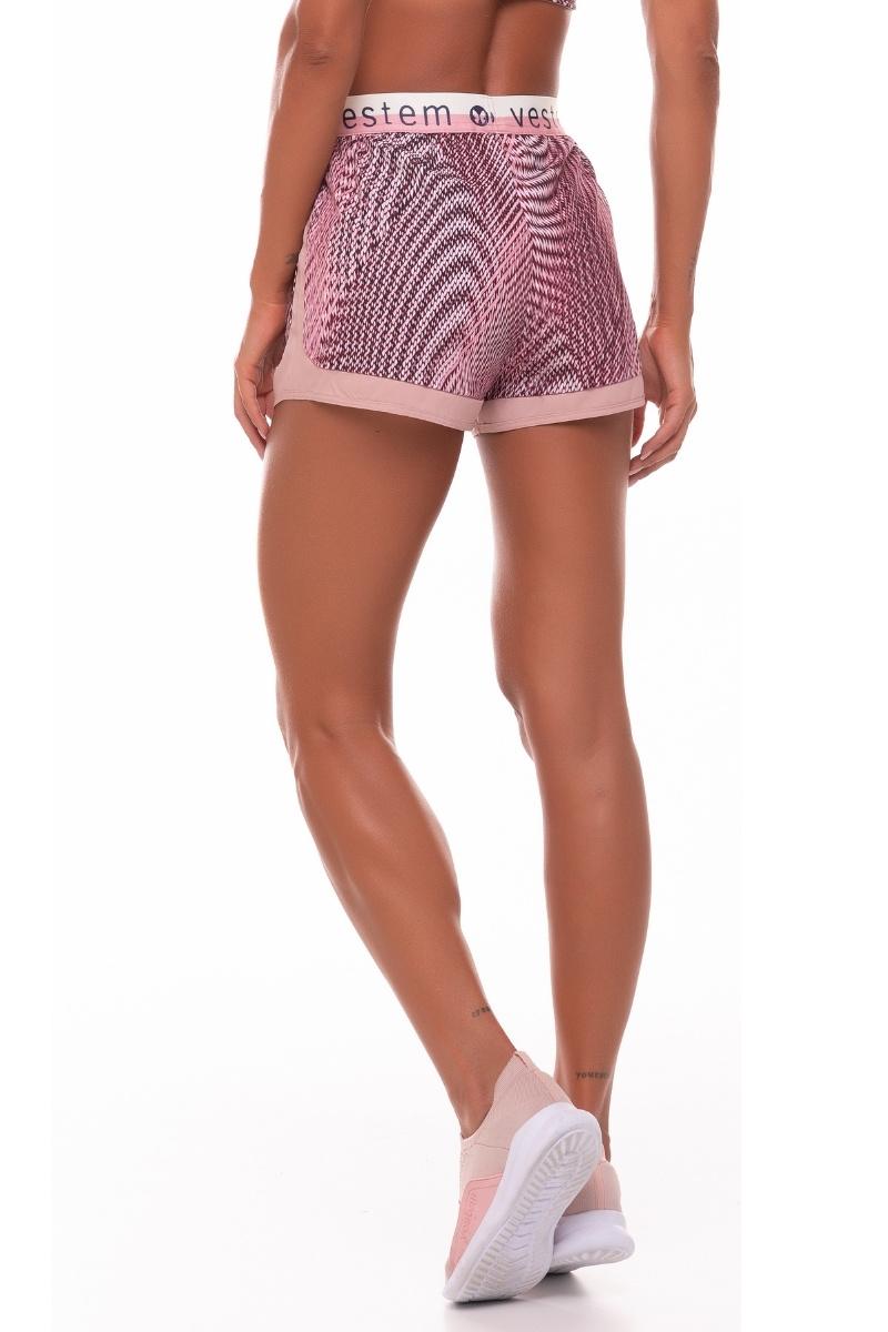 Shorts Toronto étinico Nude Sh335 Vestem