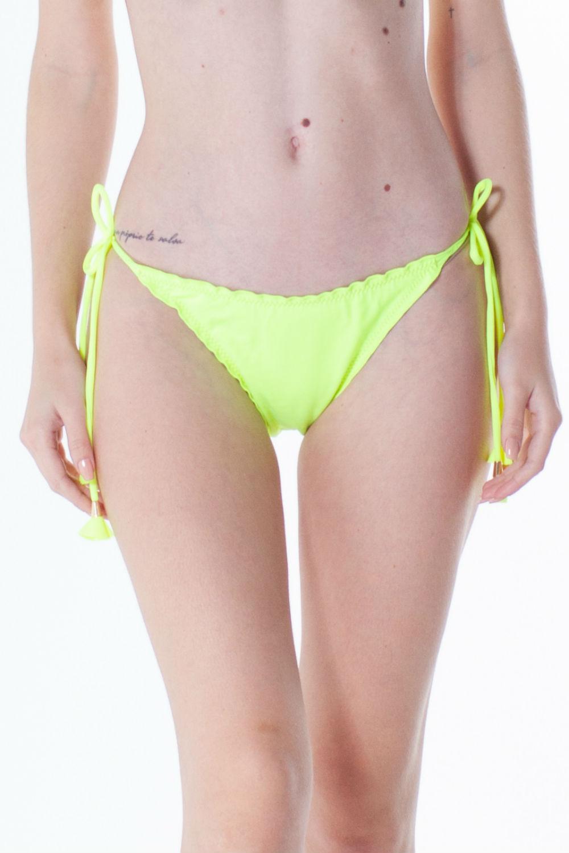 Tanga Ripple Empina Bumbum Verde Neon 2343912 La Playa