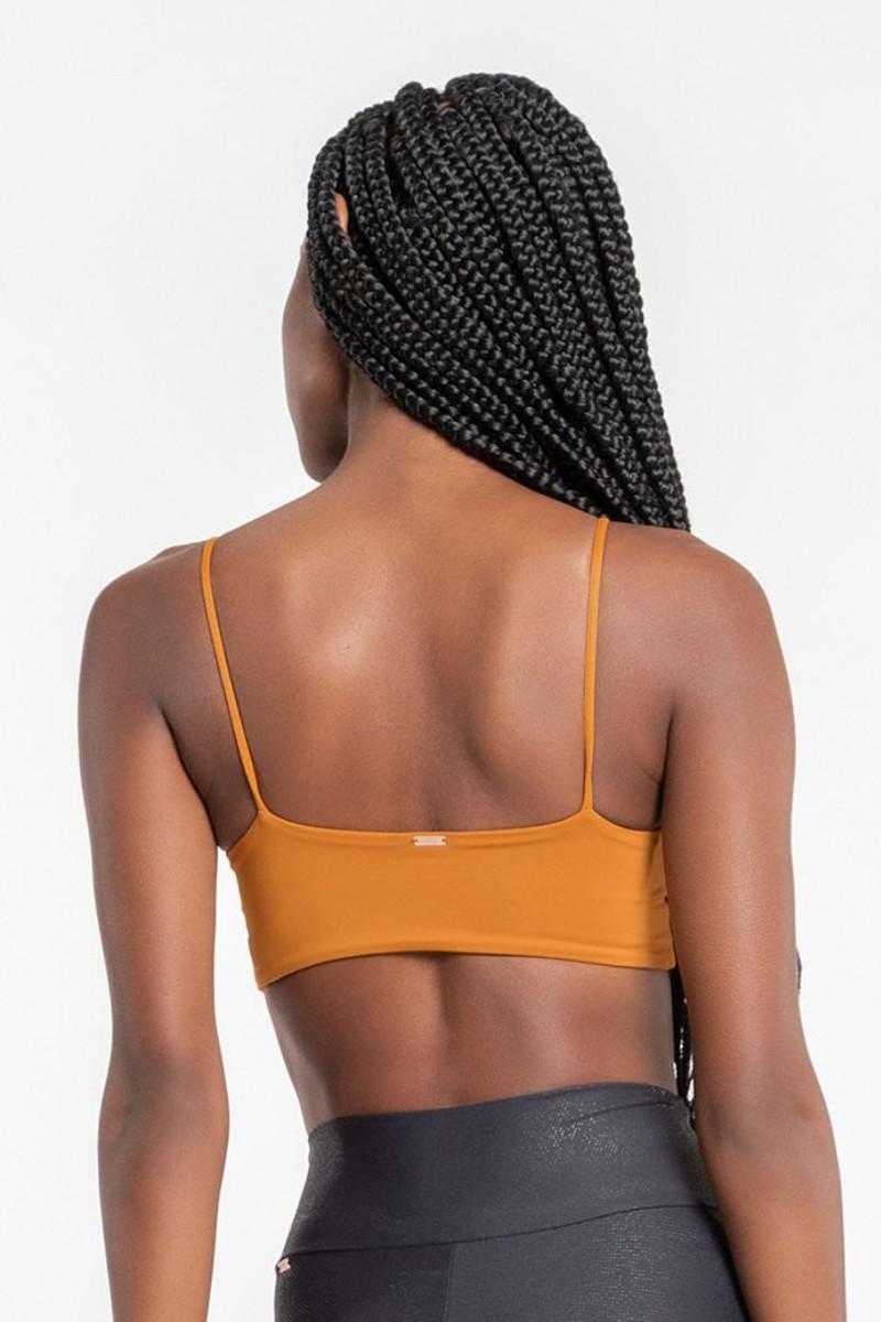 Top Body Curve Essential Amarelo P1434 Live