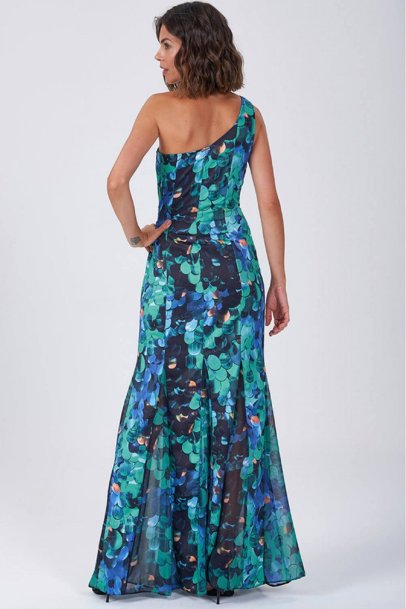 Vestido Longo Mermaid 20410 Gatabakana
