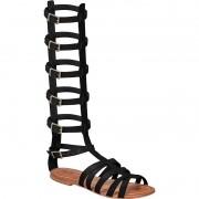 Sandália gladiadora 64.151