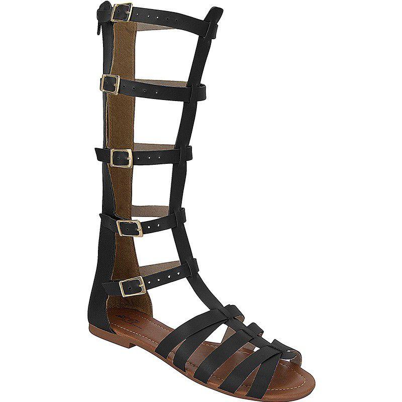 Sandália gladiadora 64.153