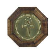 Oitavado  Decorativo Símbolo Cruz Ansata
