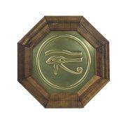 Oitavado  Decorativo Símbolo Olho de Hórus