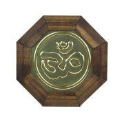 Oitavado  Decorativo Símbolo OM - 18cm