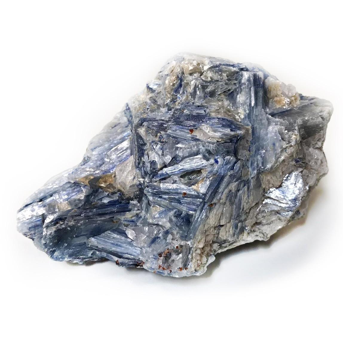 Cianita Azul, a Pedra de São Miguel Arcanjo