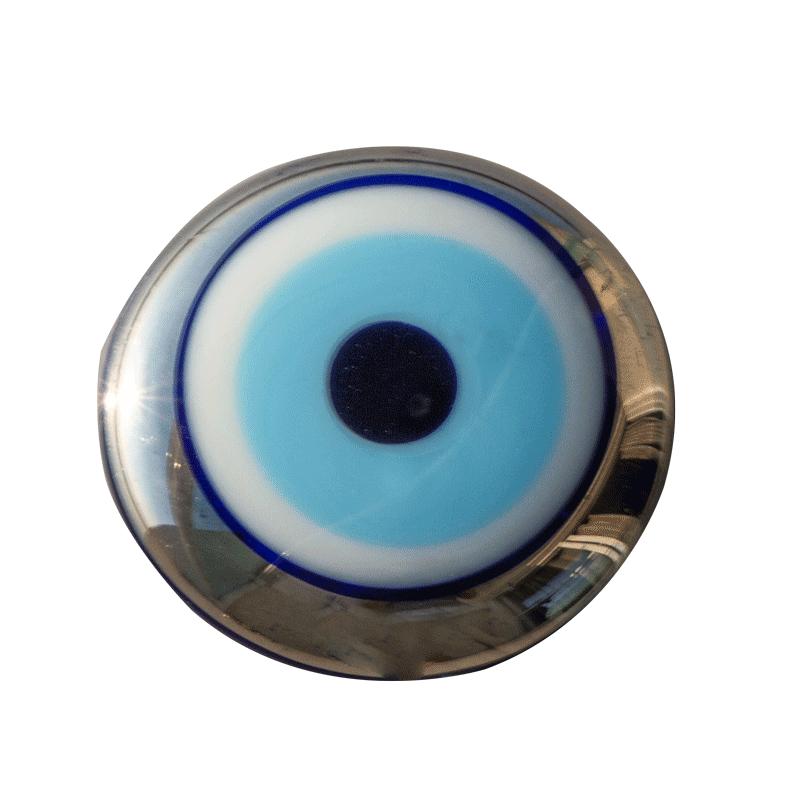 Imã de Geladeira Olho de Nazar - 4cm
