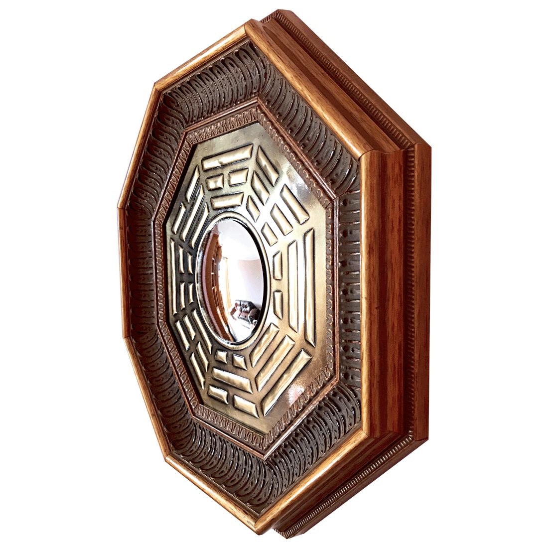 Quadro Baguá Posterior Convexo - 40 cm