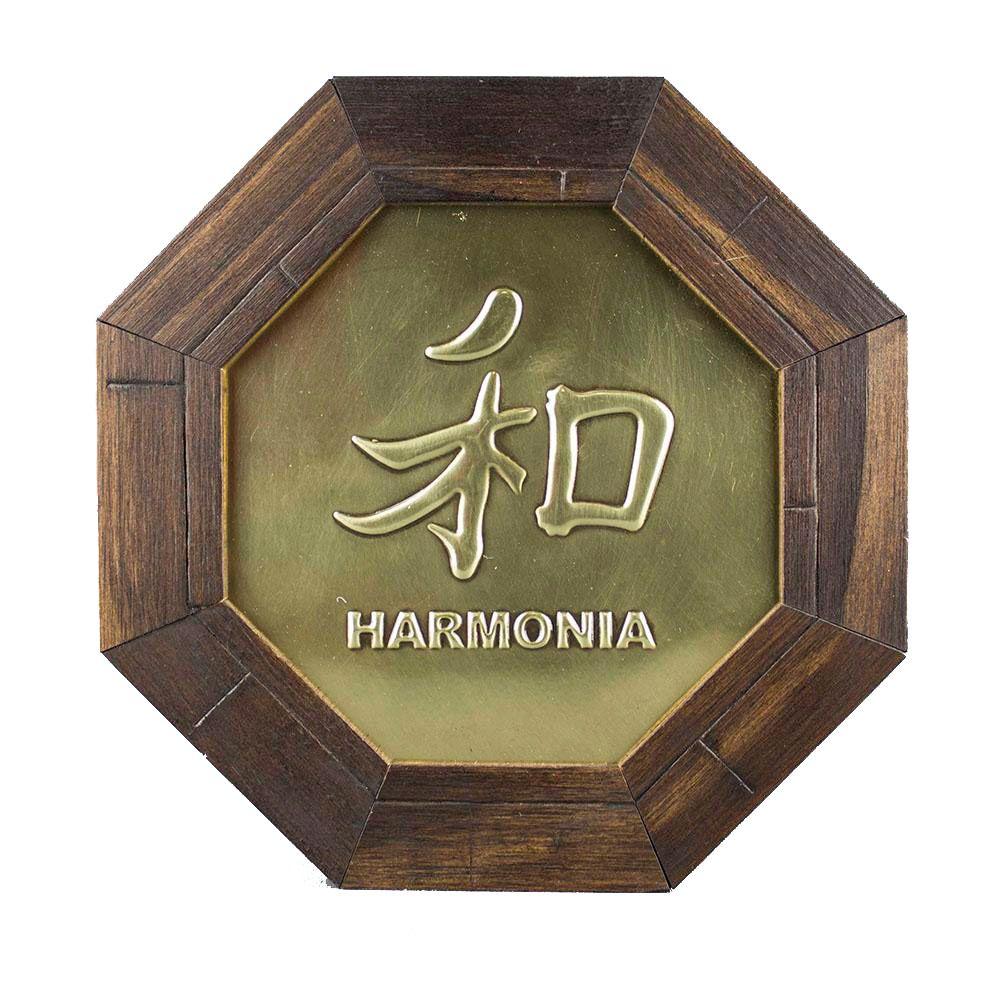 Oitavado Decorativo Harmonia, 18cm