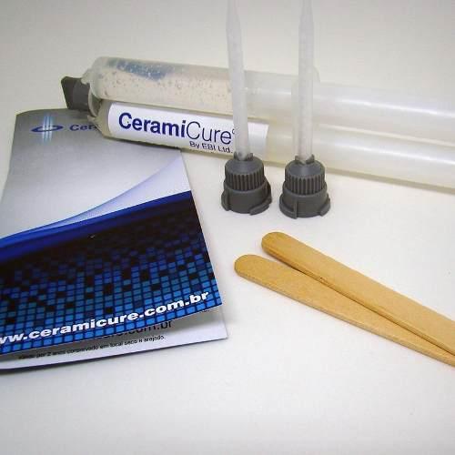 Cola Reparo Mármores Granitos CeramiCure