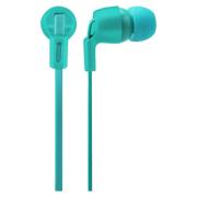 Fone De Ouvido Intra Auricular Neon Azul
