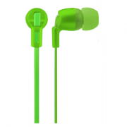 Fone De Ouvido Intra Auricular Neon Verde