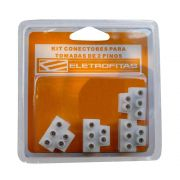 Kit Conectores Para Eletrofita EF18x2