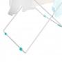 Varal de Chão com Abas Roupa Secalux