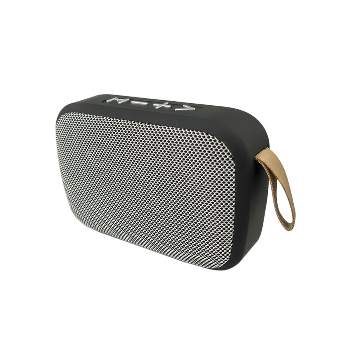 Caixa Som Sem Fio Bluetooth Portátil Evolut