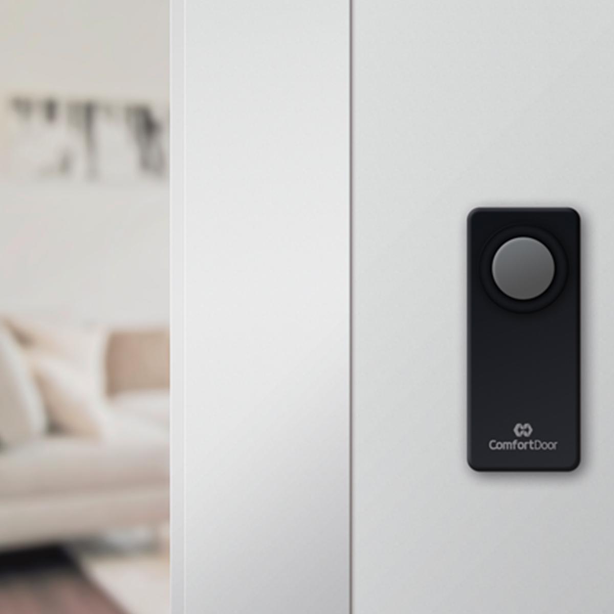 Campainha Sem Fio Wireless a Pilha Comfortdoor