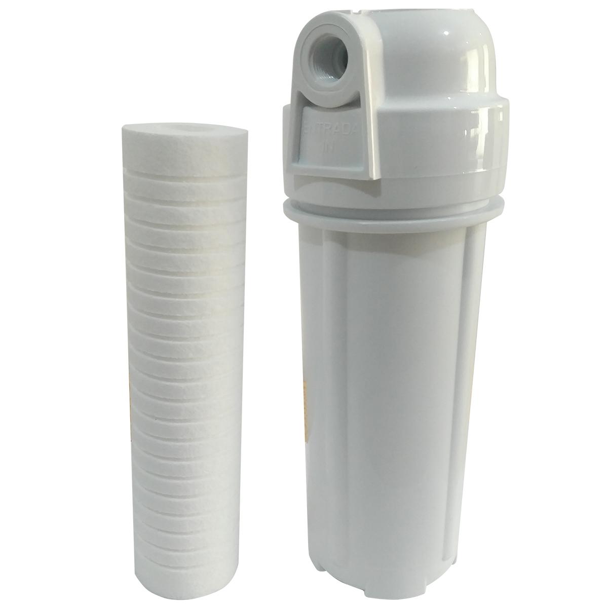 Filtro para Caixa D'Água e Cavalete PP Rosca 1/2